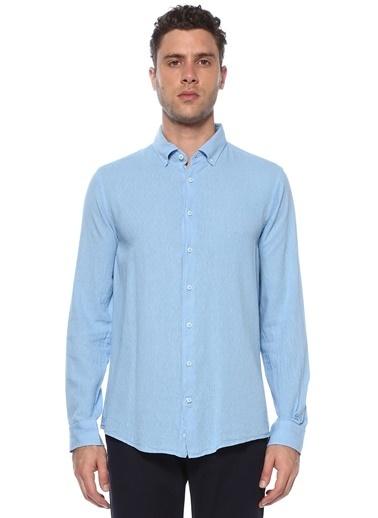 NetWork Gömlek Mavi